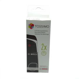 Tabletki odkamieniające Tassimo Bosch  4szt. 00311530