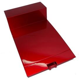 Klapka obudowy tylnej (czerwony)