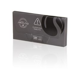 Seltino CLEAN - tabletki czyszczące do ekspresów - 10 sztuk, Bosch TZ60001 310575